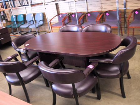 Office Furniture Desks Chairs Files Conference Tables Hull - 6 ft conference table