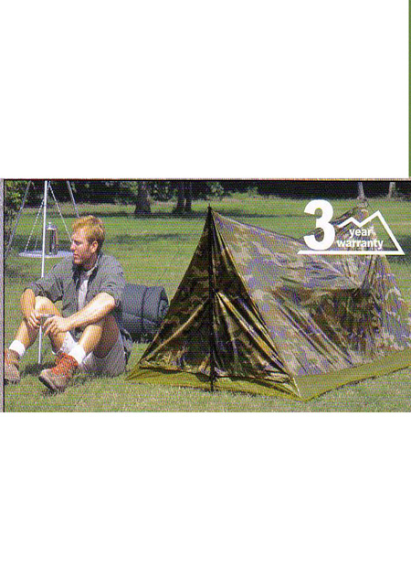 2 MAN PUP TENT  sc 1 st  Hull Street Outlet & 2 MAN PUP TENT - Hull Street Outlet